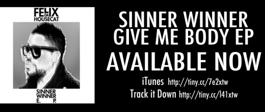 Sinner Winner / Give Me Body EP Released
